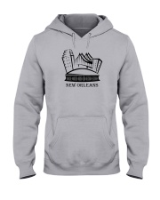New Orleans - Louisiana Hooded Sweatshirt thumbnail