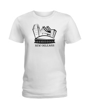 New Orleans - Louisiana Ladies T-Shirt thumbnail