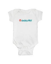 America West Airlines Onesie thumbnail