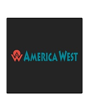 America West Airlines Square Coaster thumbnail