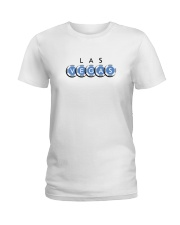Las Vegas - Nevada Ladies T-Shirt thumbnail