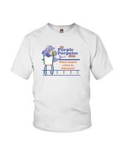 The Purple Porpoise - Chicago Illinois Youth T-Shirt thumbnail