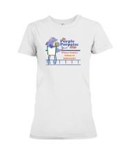 The Purple Porpoise - Chicago Illinois Premium Fit Ladies Tee thumbnail