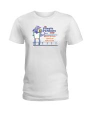 The Purple Porpoise - Chicago Illinois Ladies T-Shirt thumbnail