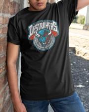 Buffalo Destroyers Classic T-Shirt apparel-classic-tshirt-lifestyle-27