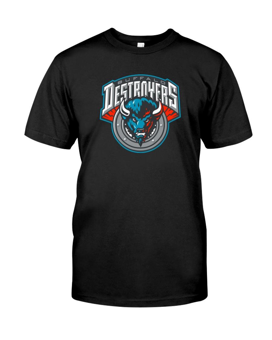 Buffalo Destroyers Classic T-Shirt
