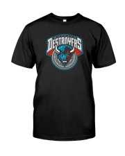 Buffalo Destroyers Classic T-Shirt front