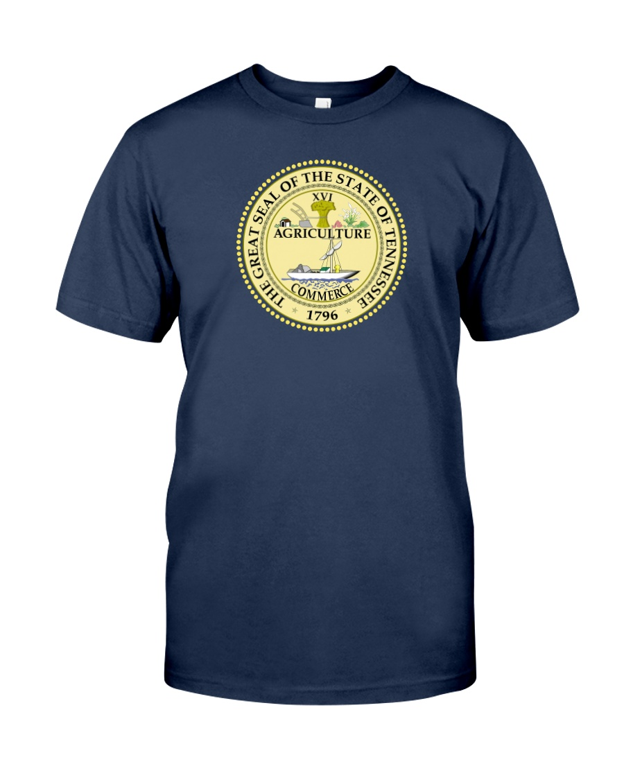 Great Seal of the State of Tennessee Classic T-Shirt