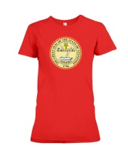 Great Seal of the State of Tennessee Premium Fit Ladies Tee thumbnail