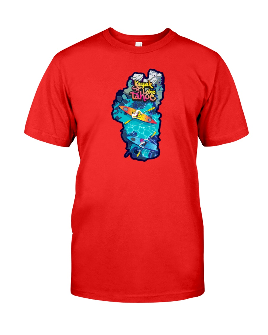Lake Tahoe Classic T-Shirt