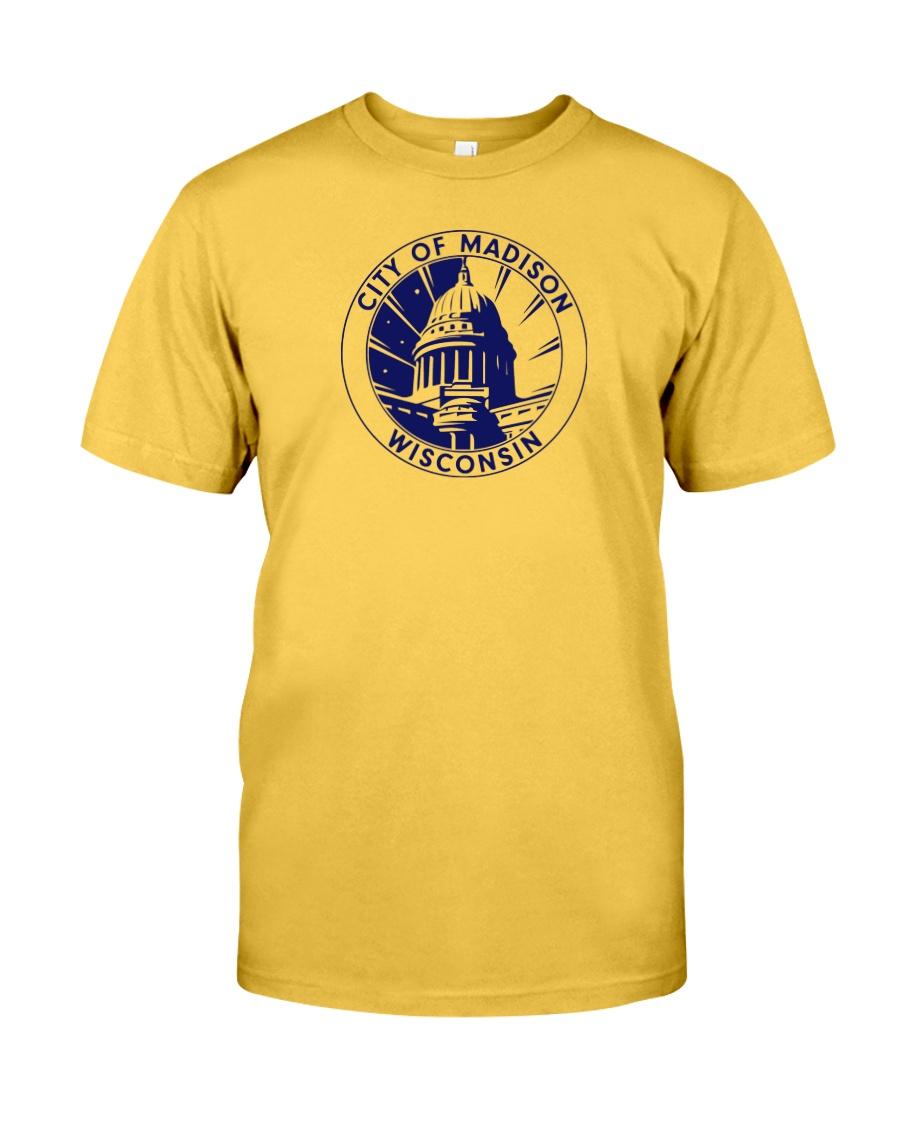 Madison - Wisconsin Classic T-Shirt