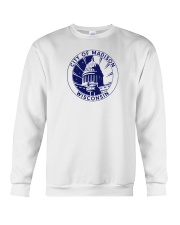 Madison - Wisconsin Crewneck Sweatshirt thumbnail