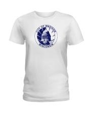 Madison - Wisconsin Ladies T-Shirt thumbnail