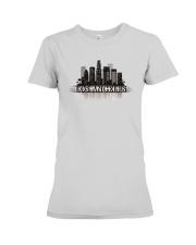 The Los Angeles Skyline Premium Fit Ladies Tee thumbnail