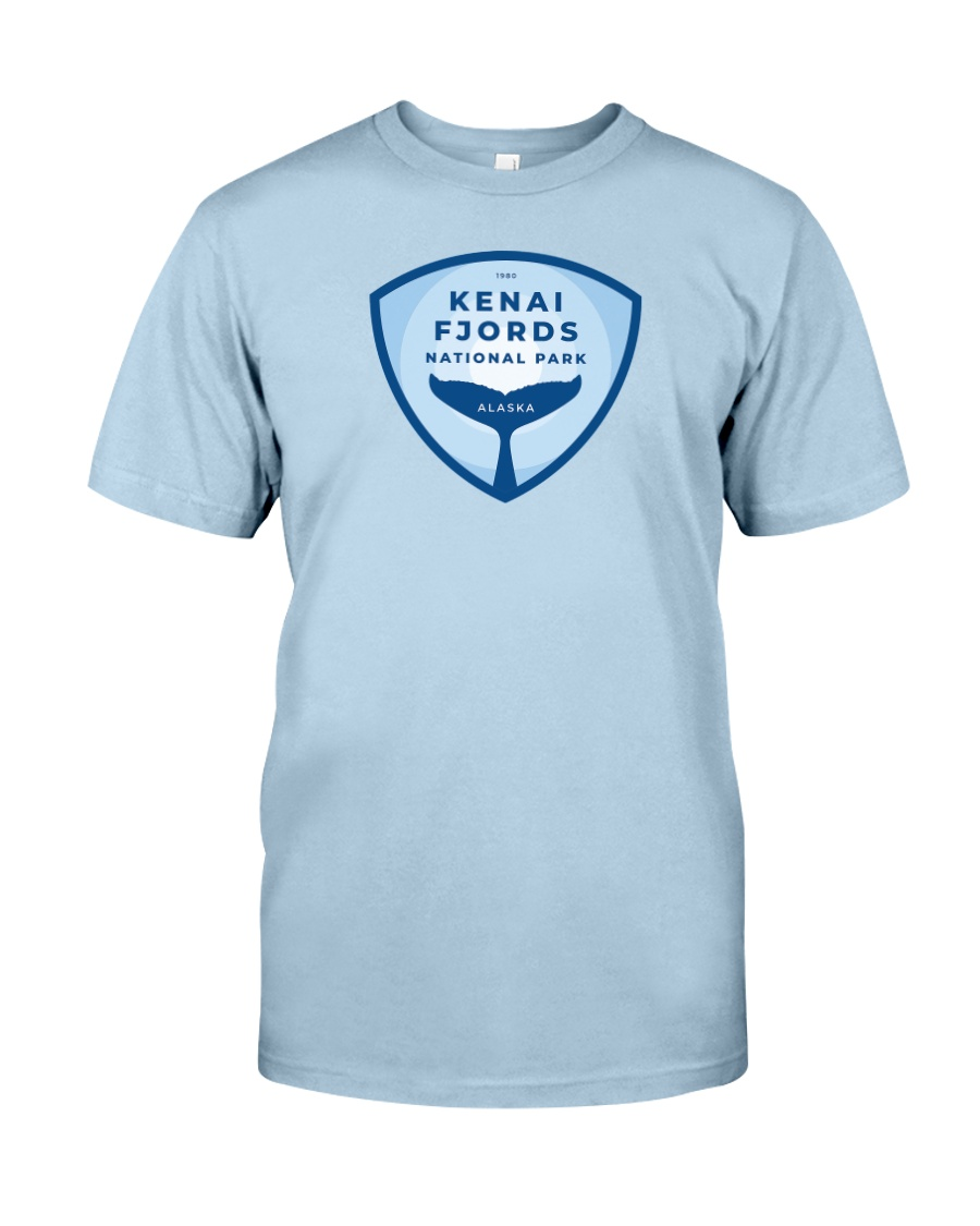 Kenai Fjords National Park - Alaska Classic T-Shirt