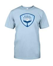 Kenai Fjords National Park - Alaska Classic T-Shirt front