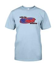 WKLS Atlanta - 96 Rock Classic T-Shirt front