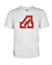 Adirondack Flames V-Neck T-Shirt thumbnail