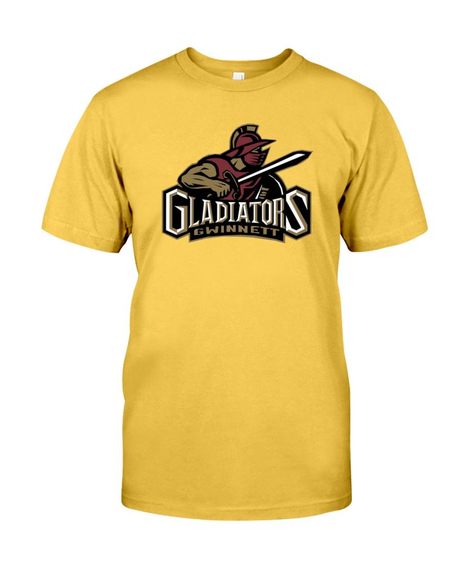 Gwinnett Gladiators  Classic T-Shirt