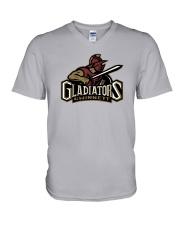 Gwinnett Gladiators  V-Neck T-Shirt thumbnail