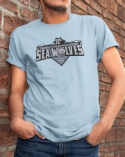 New England Sea Wolves Classic T-Shirt apparel-classic-tshirt-lifestyle-26