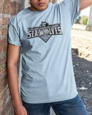 New England Sea Wolves Classic T-Shirt apparel-classic-tshirt-lifestyle-27