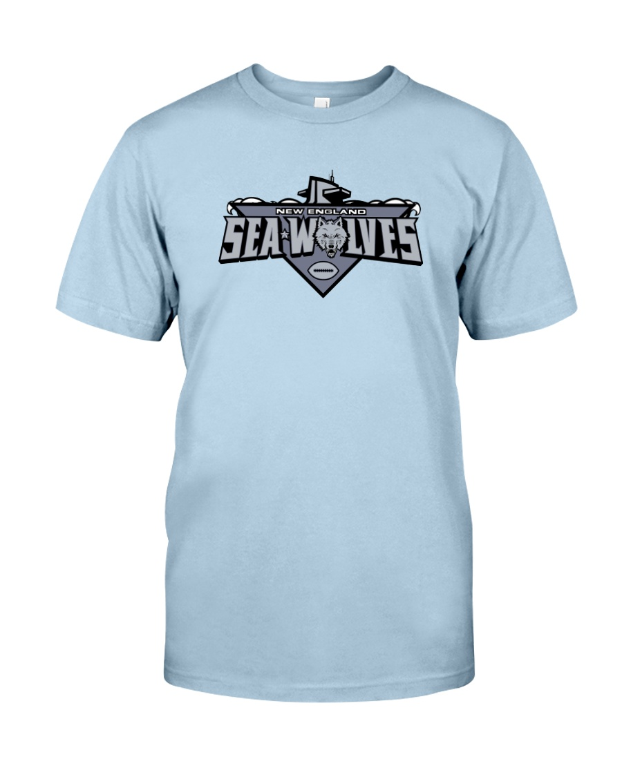 New England Sea Wolves Classic T-Shirt