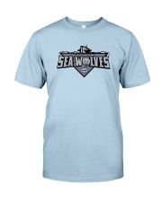 New England Sea Wolves Classic T-Shirt front