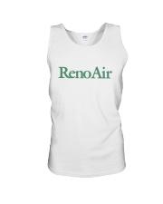 RenoAir Unisex Tank thumbnail