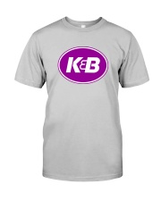 K and B Classic T-Shirt front