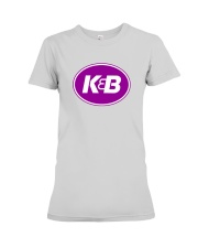 K and B Premium Fit Ladies Tee thumbnail