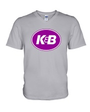 K and B V-Neck T-Shirt thumbnail