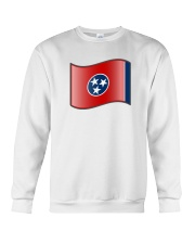 The State Flag of Tennessee  Crewneck Sweatshirt thumbnail