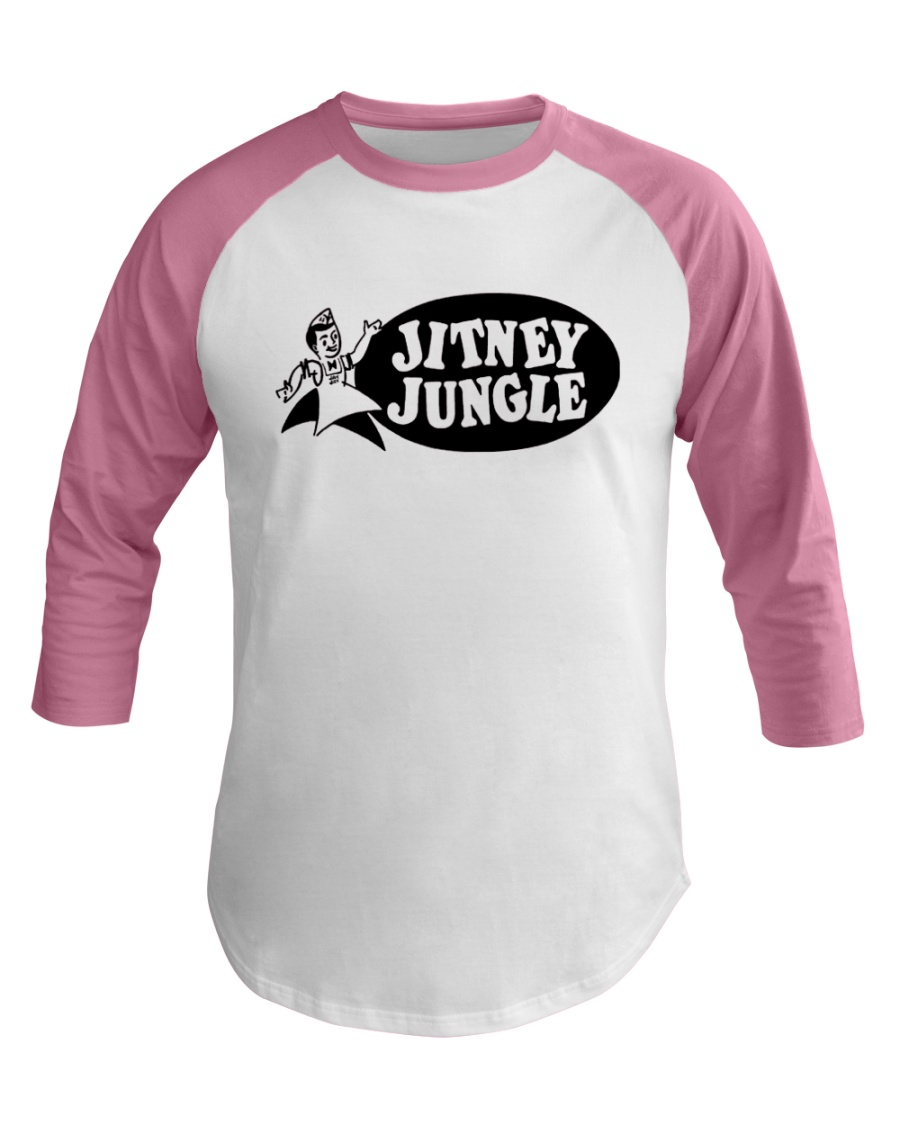 Jitney Jungle Baseball Tee