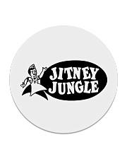 Jitney Jungle Circle Coaster thumbnail
