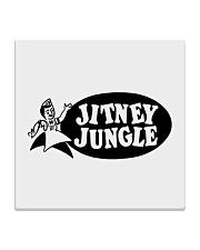 Jitney Jungle Square Coaster thumbnail