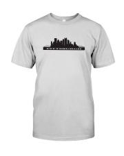 The Pittsburgh Skyline Premium Fit Mens Tee thumbnail
