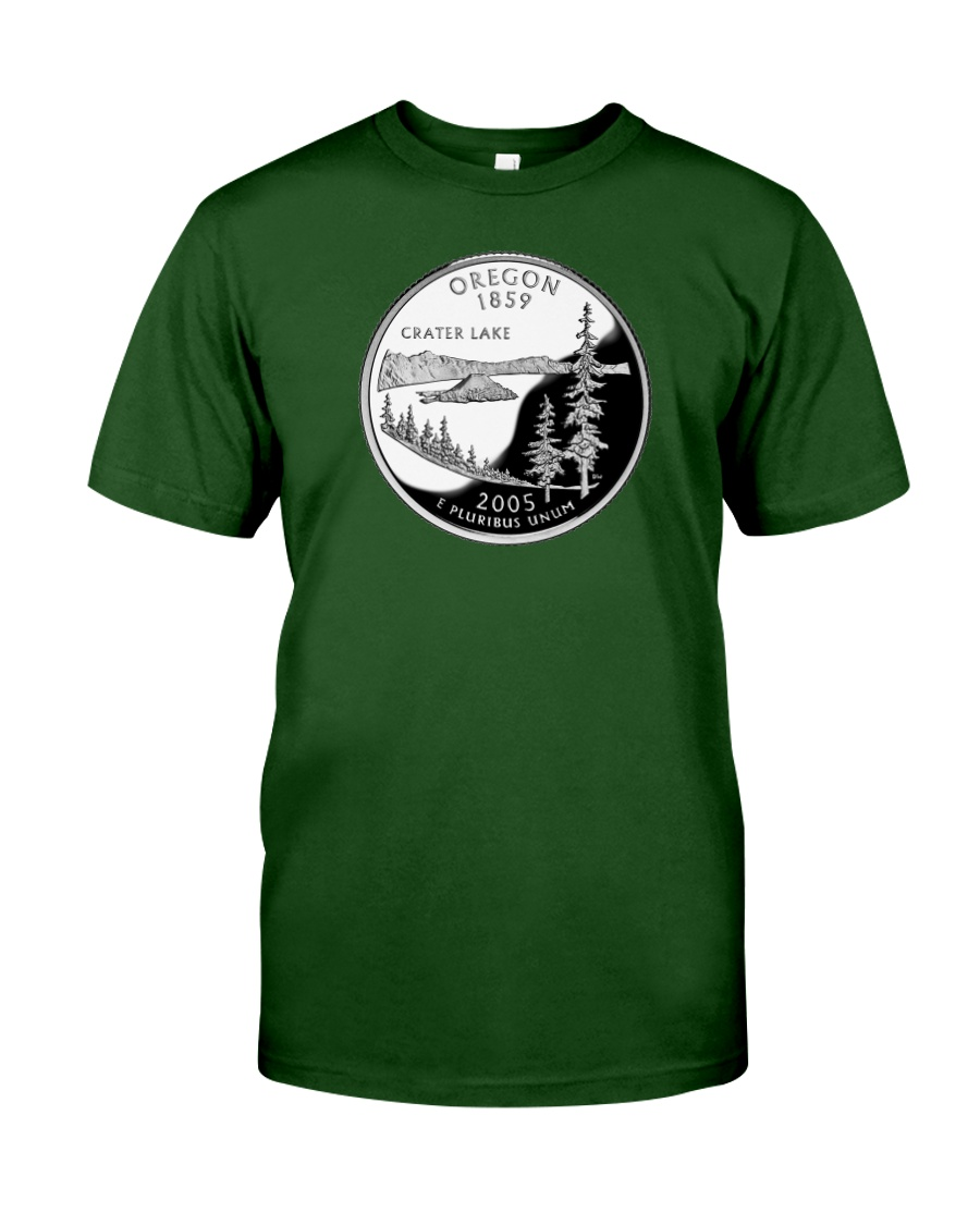 US Quater - Oregon 2005 Classic T-Shirt