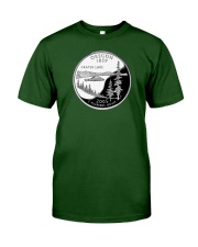 US Quater - Oregon 2005 Classic T-Shirt front