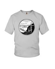 US Quater - Oregon 2005 Youth T-Shirt thumbnail