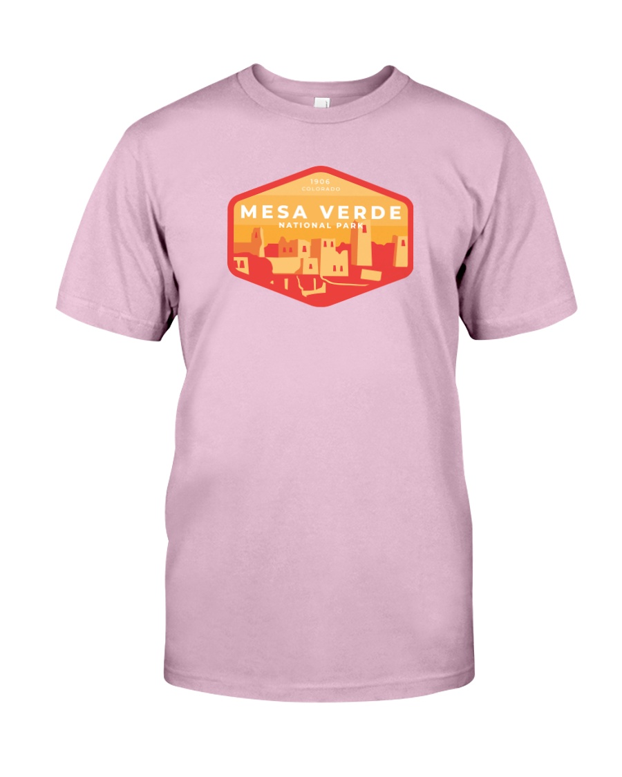 Mesa Verde National Park - Colorado Classic T-Shirt