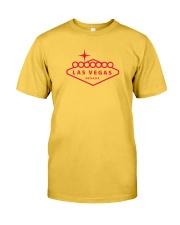 Las Vegas - Nevada Classic T-Shirt front