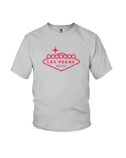 Las Vegas - Nevada Youth T-Shirt thumbnail