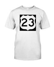 Highway 23 Classic T-Shirt thumbnail