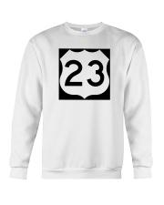 Highway 23 Crewneck Sweatshirt thumbnail