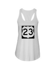 Highway 23 Ladies Flowy Tank thumbnail