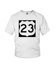 Highway 23 Youth T-Shirt tile