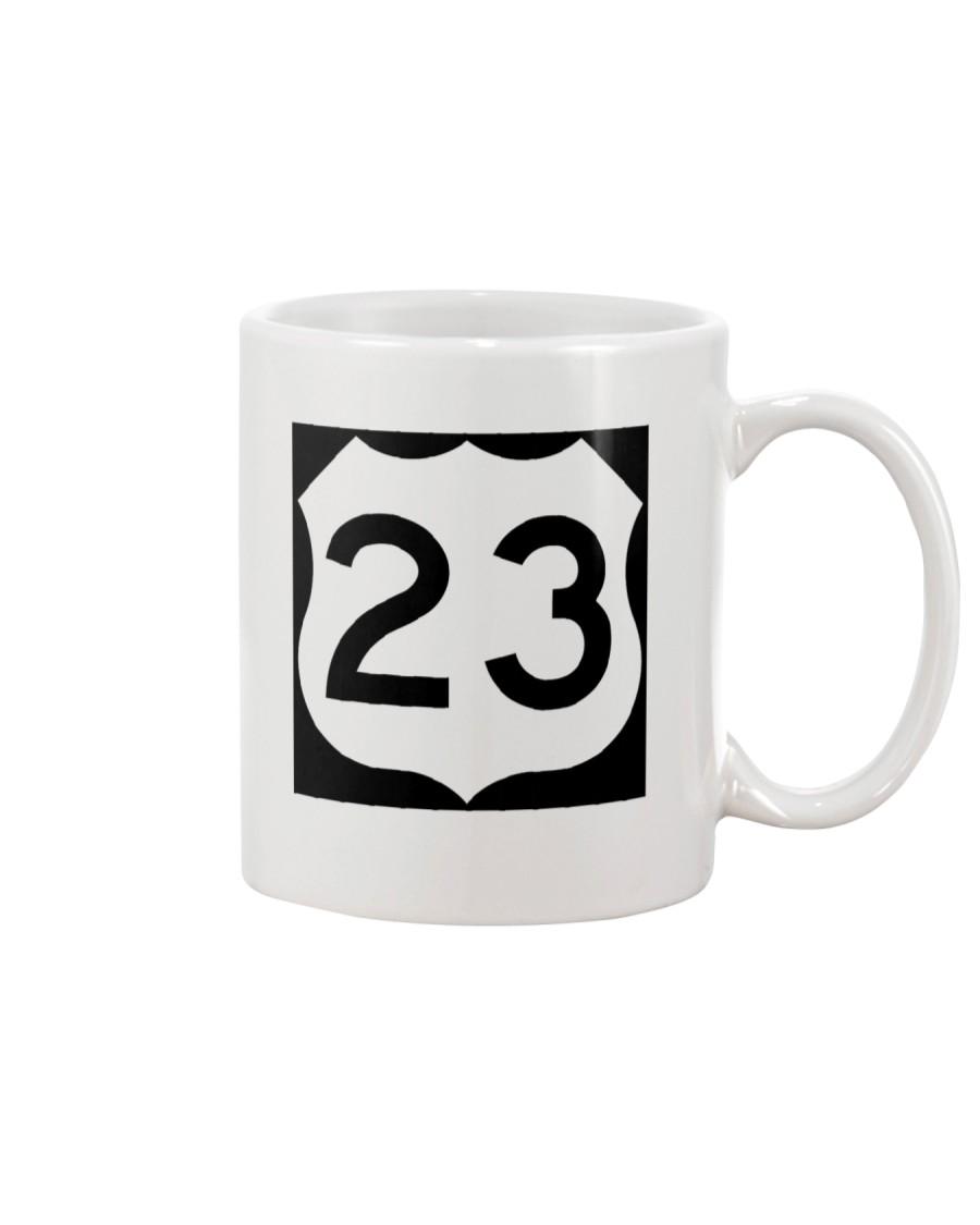 Highway 23 Mug