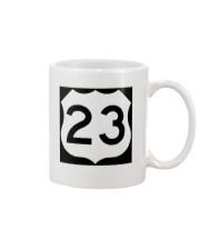 Highway 23 Mug front