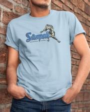 San Bernardino Stampede Classic T-Shirt apparel-classic-tshirt-lifestyle-26
